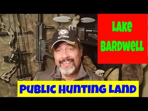 Texas Public Land Duck Hunting At Lake Bardwell