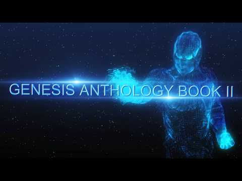 GENESIS ANTHOLOGY OF SCIENCE FICTION BOOK II 2014