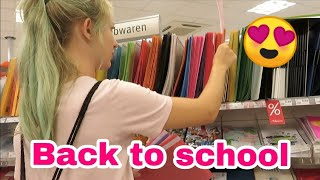 BACK TO SCHOOL HAUL📚