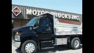 2006 CHEVROLET KODIAK C7500 - Dump Boxtruck - 57,861 Miles (Everett, Washington)