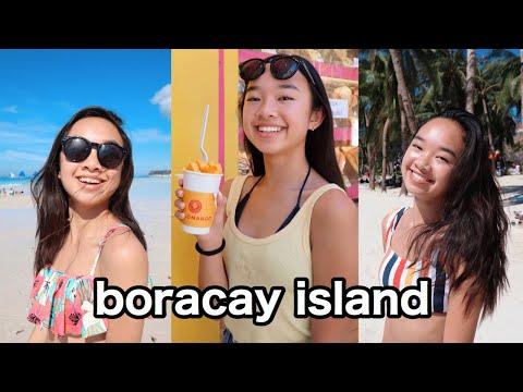 (PHILIPPINES) Boracay, PH Vlog | Nicole Laeno