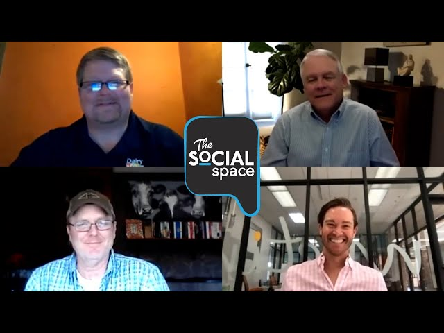 The Social Space SE 1 - E3 - Glen Barham, Marty Marty McKinzie, Chad Steinberger