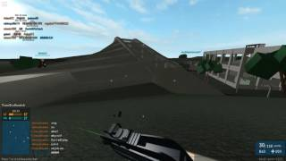 50-9 On Highway With FAMAS | Roblox: Phantom Forces Beta