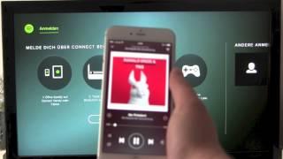 Spotify auf der PlayStation 4 einrichten und ausprobiert