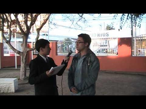 Entrevista Daniel Acuña post lectura café literario IRM 2016