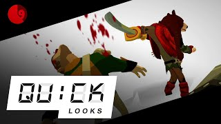 Bloodroots: Quick Look (Video Game Video Review)