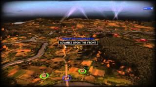 """R.U.S.E Walkthrough: Mission 1 """"Colditz Castle"""" (No Commentary)"""