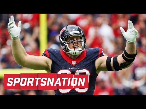 Too early to compare J.J. Watt to Lawrence Taylor? | SportsNation | ESPN