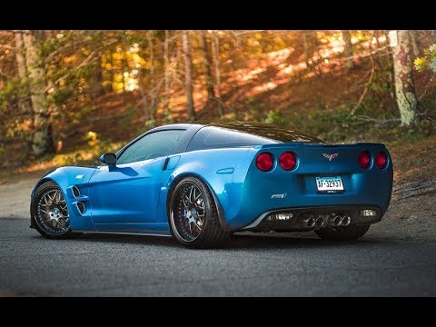 Chevrolet Corvette C6 Zr1 Megafactories Nat Geo Youtube