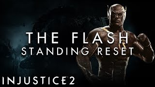 Injustice 2 - The Flash - Standing Reset