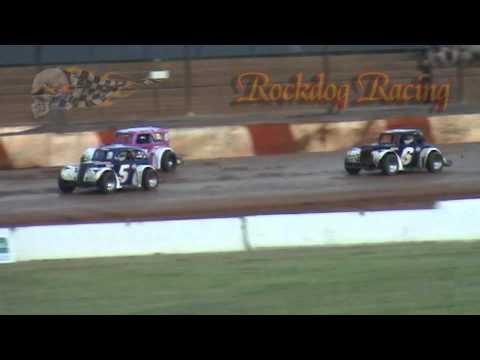 Legend Cars - 2013 NSW Title - Sydney Speedway - Rockdog Racing Videos