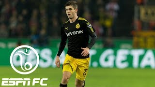Christian Pulisic leaving Dortmund for Man United, Real Madrid or somewhere else? | ESPN FC