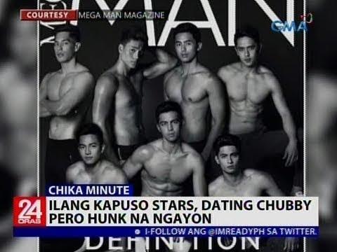 Ilang Kapuso stars, dating chubby pero hunk na ngayon