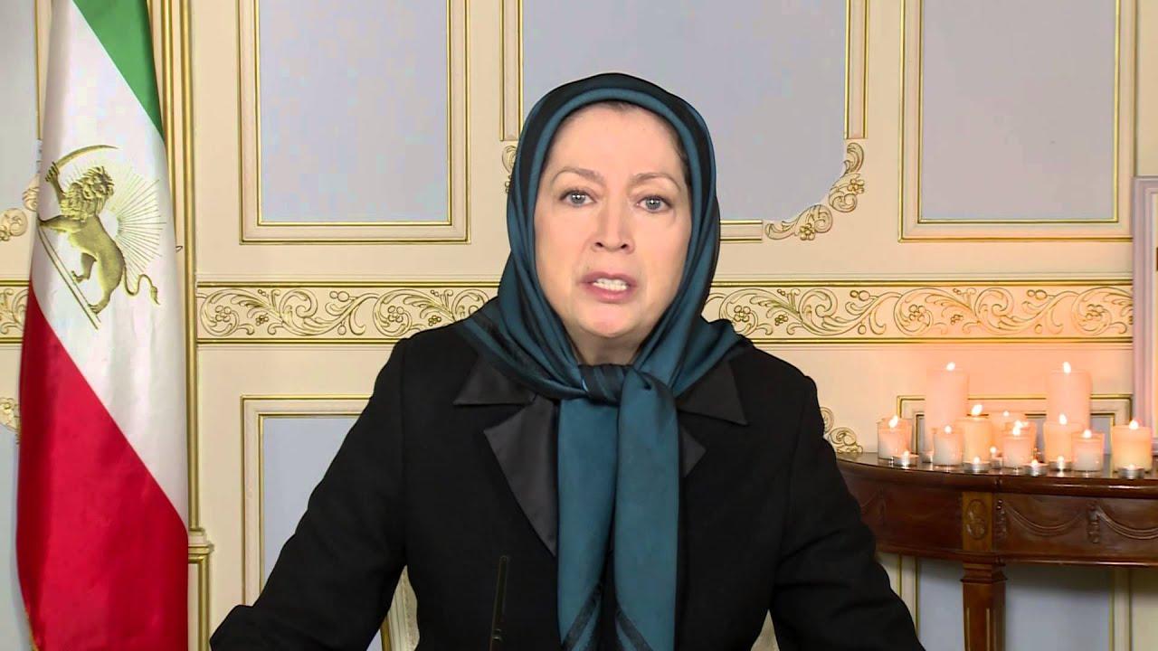 Maryam Radjavi : J'appelle tous les musulmans à condamner avec force les crimes terroristes à Paris