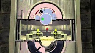 Прохождение карты Into The Multiverse в Portal 2