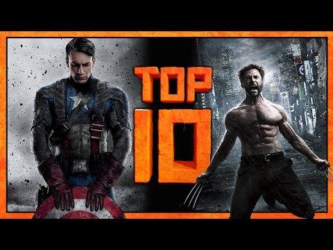 Film MARVEL più SERIOSI -  TOP 10