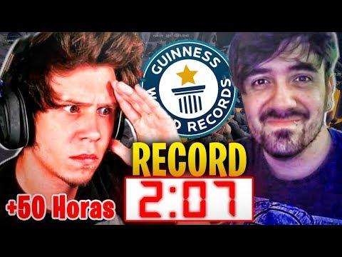50+ Horas EN EL MAPA DE ELRUBIUS POR LOS 3.000.000 Y ESTE ES MI RECORD + TRUCOS/SECRETS