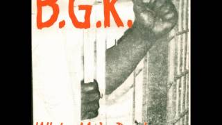 B.G.K. ‎- White Male Dumbinance (Full EP)
