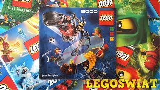 Katalog Lego z 2000 roku (Przegląd) | LegoŚwiat