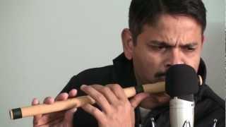 Hum Bewafa Hargiz Na They - Flute Instrumental (High Quality)