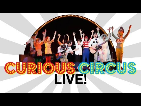 Recess Monkey - CURIOUS CIRCUS LIVE