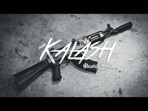 **FREE** Kalash - Hard Trap Beat Instrumental 2017 [Prod By: Maniac Beatz]