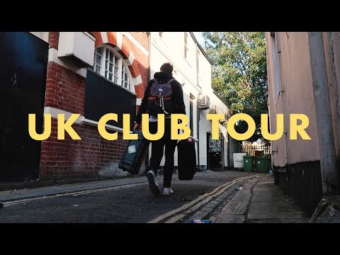 OUR FIRST UK TOUR // Vlog #11