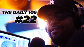 Taylor Swift - Katy Perry Drama , Ice Cube Takeover + Vic Mensa Drops In | #TheDaily106 022