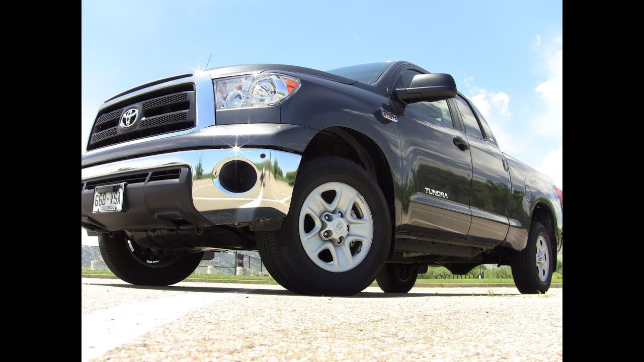 Beautiful 2011 Toyota Tundra One Minute Quick Review   YouTube