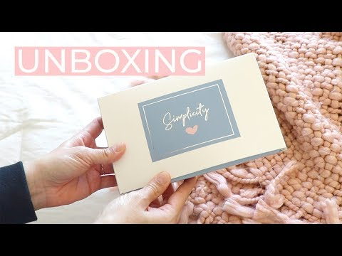 Simply Gilded March 2019 Subscription Box Unboxing | Cute Planner Supplies