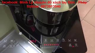 HƯỚNG DẪN SỬ DỤNG BẾP TỪ WMF Kult X (User guide WMF Kult X Doppel Induktionskochfeld)