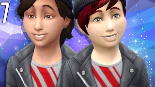 The Sims 4: Kids Room - 7 (Get Burned)