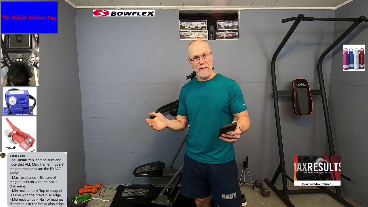 Bowflex antrenament pentru pierderea in greutate