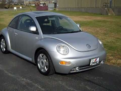 The 2000 V.W. Beetle is now at Kimberly Car City (X2690B)