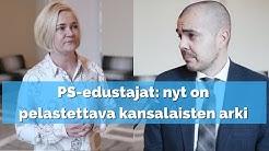 Mari Rantanen ja Ari Koponen: korona ravistelee koko yhteiskuntaa, mutta tästä selvitään