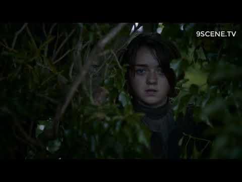 """Arya Stark """"Lots of people name their swords."""""""