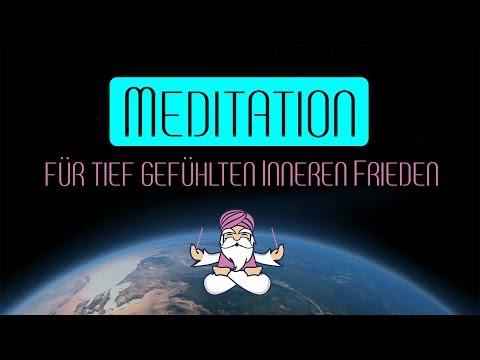 MEDITATION für Inneren Frieden | zum Einschlafen – Heute ist ein schöner Tag! | Hochwirksam