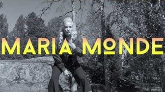 Maria Monde - Snäppäillään OFFICIAL MUSIC VIDEO