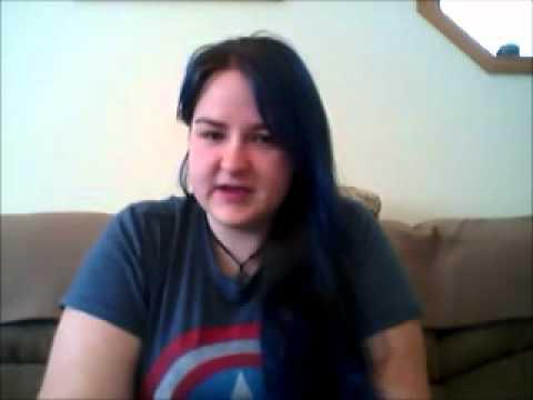 Female Captain America Cosplay