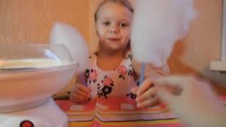 ✽ Аппарат для сладкой ваты Делаем сладкую вату make cotton candy(Всем привет! Вы на канале Машулька ТВ, сегодня в этом видео мы будем открывать аппарат для сладкой ваты и..., 2016-01-24T08:57:54.000Z)