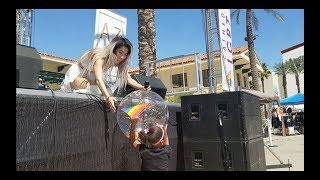 AZRA Live at the Cathedral City Pride Festival 3/2019
