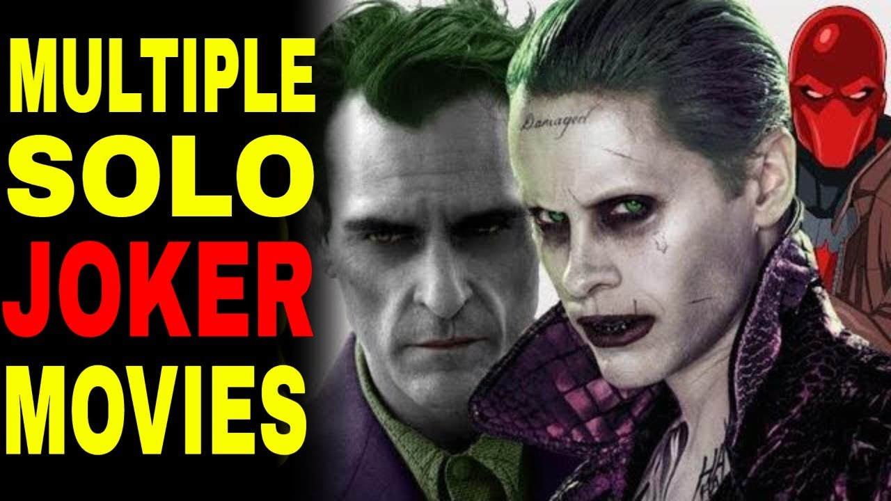 Are Multiple Joker Movies A Good Thing?