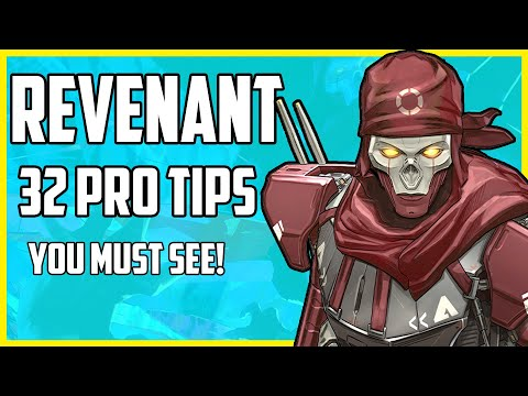 Apex Legends Revenant Guide - 32 Must See Tips And Advanced Abilities Explained In Season 4!