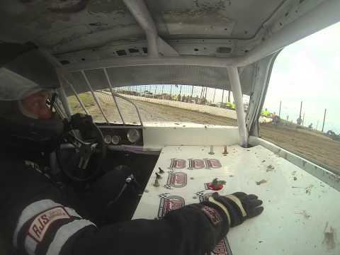 588 wreck madras speedway 5-30-15