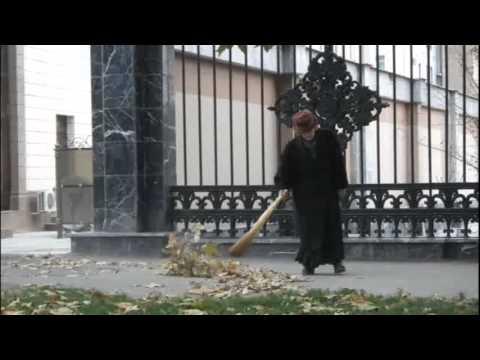 Tashkent in winter 2012