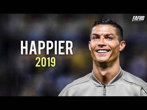 Cristiano Ronaldo - Happier | Skills & Goals 2018/2019 | HD