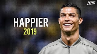 Cristiano Ronaldo - Happier Skills &amp Goals 20182019 HD