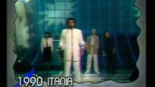 Eurovision 1990 - Toto Cutugno - Insieme: 1992
