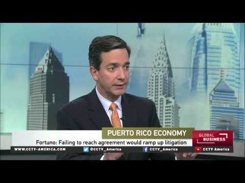 Former Governor Luis Fortuno on Puerto Rico's economy