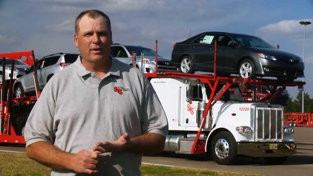 Career Spotlight Auto Transport Youtube